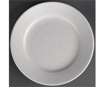 M&T Set white hotel porcelain 96 pcs