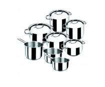 M&T Cooking pots & pans set of 10 pieces