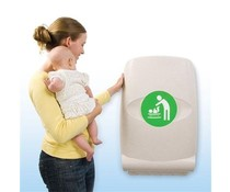 M&T Baby Changing station vertical model