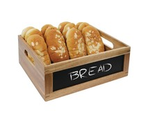 M&T Buffet crate wood with chalkboard