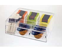 M&T Teabox acrylic