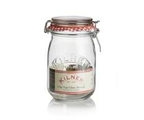 Kilner Clip top preserve jar 1,00 liter
