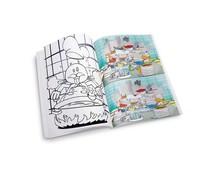 M&T Kleurboek Chef set van 50 stuks