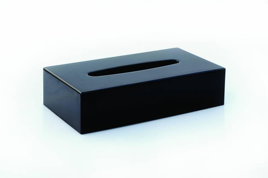 m t support noir pour boite mouchoir m t international hotel restaurant supplies nv. Black Bedroom Furniture Sets. Home Design Ideas