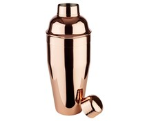 M&T Shaker 70 cl copper look