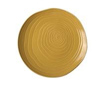 Pullivuyt Flat plate TECK 16.5 cm honey
