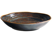Pullivuyt Deep plate TECK 26 cm bronze