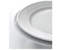 Pullivuyt Flat plate 22 cm Plissé