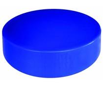 M&T Chopping block round blue 45 cm