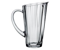 Nude kristal Carafe with handle 1 liter