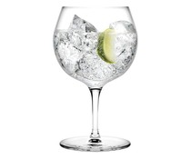 Nude kristal Gin tonic glass footed 58.5 cl