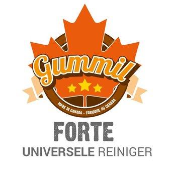 Gummil Forte universele reiniger