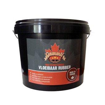 Gummil Premium vloeibaar Rubber 30 liter maakt alles water- en luchtdicht