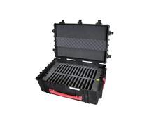 Parotec-IT iNsyncC14iPadkoffer; opslag en transport tot30iPads met en zonder slimline case