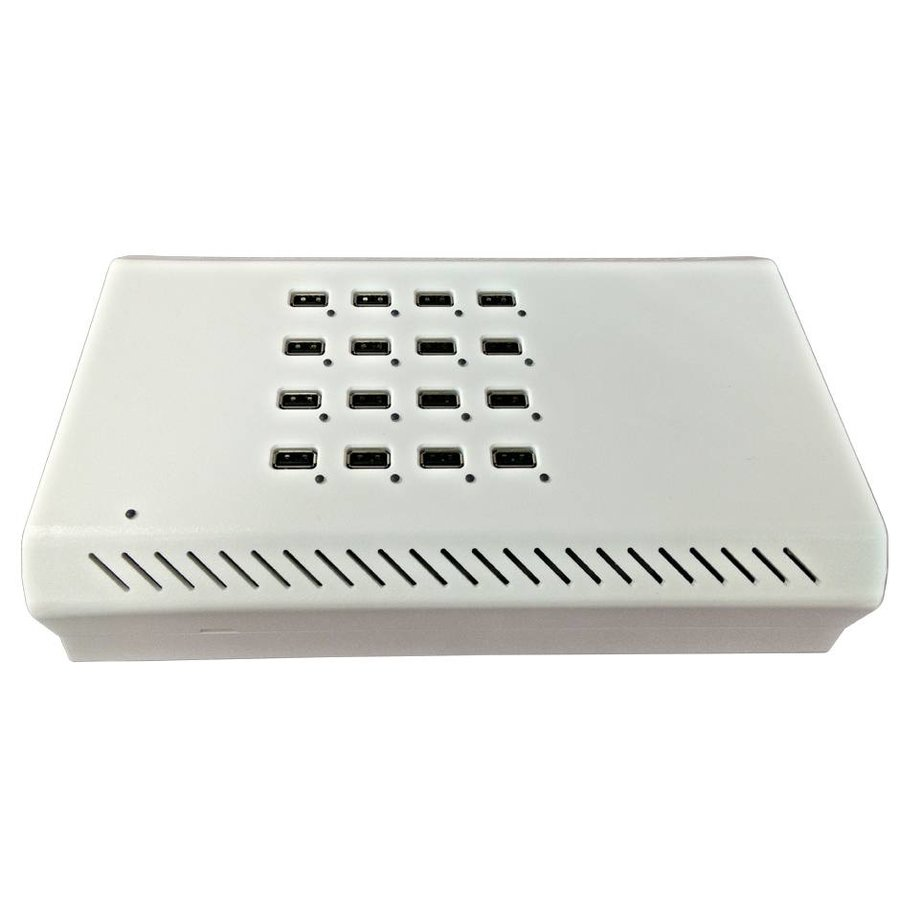 iNsync DU16; Desktop iPad laad en synchronisatie station-6