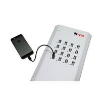 thumb-iNsync DU16; Desktop iPad laad en synchronisatie station-4