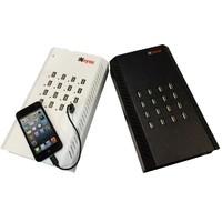 thumb-iNsync DU16; Desktop iPad laad en synchronisatie station-2
