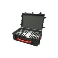 iNsyncC12 opberg, laad, synchronisatieen transport koffer voor maximaal 24 iPads of 10-11 inch tablets
