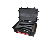Parotec-IT iNsyncC16iPadkoffer; opslag en transport tot30iPad Mini's zonder en met slimline case