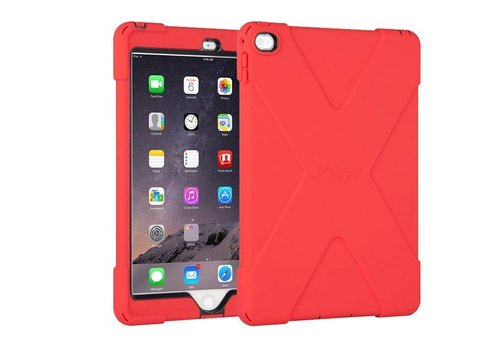 """Parotec-IT iPad Air 2 aXtion """"Bold""""Cases rood"""