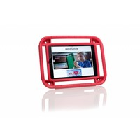 thumb-Gripcase voor iPad mini rood-1