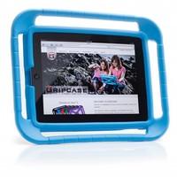 thumb-Gripcase voor iPad mini blauw-1
