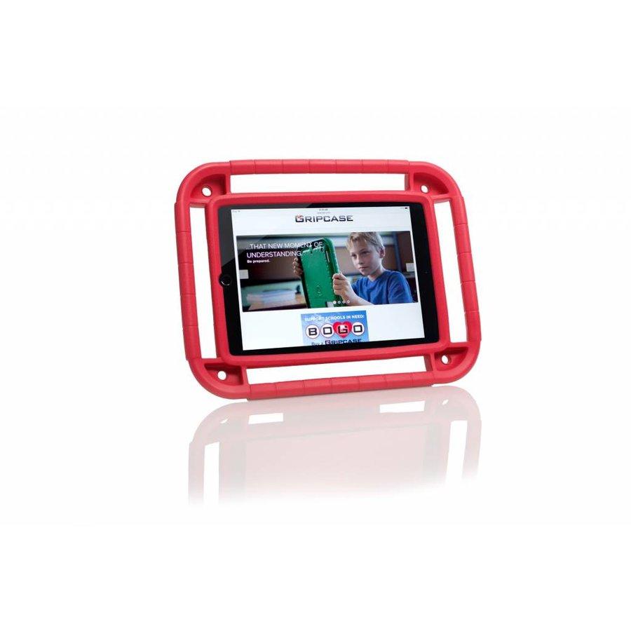 Gripcase voor iPad Air 1 en 2 en iPad pro 9.7 in het rood-1
