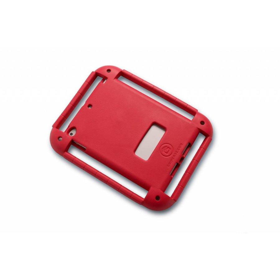 Gripcase voor iPad Air 1 en 2 en iPad pro 9.7 in het rood-3
