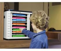 Parat U-10, Cube voor 10 iPads en tablets