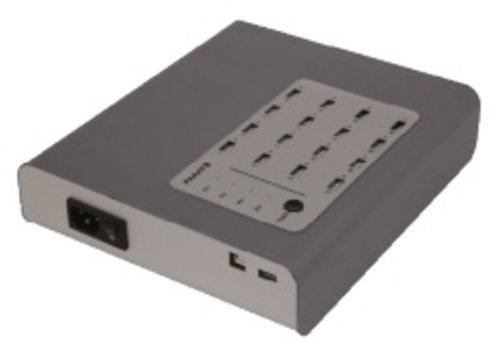 Parat opladen & syncen i16 HUB poorten USB kabel Multi-laden/syncen HUB i16