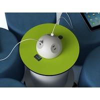 thumb-Bedraadde, oplaadbare BYOD powerHub met 6 stopcontacten, 6 Ethernet kabels-2