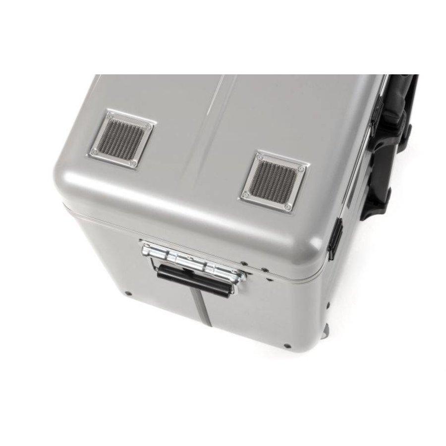 Mobiel oplaadstation voor maximaal 20 iPads of tablets, i20 trolley koffer zwart zonder compartimenten-9