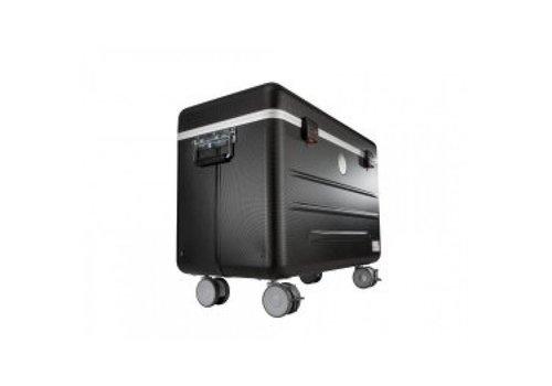 Parat i10-KC trolley koffer voor 10 ipads met kidscover, zonder vakken zwart