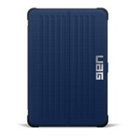 thumb-Tablet Case Folio iPad Mini 4,Mini 4 Retina Blue Clear-3