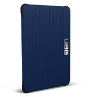 thumb-Tablet Case Folio iPad Mini 4,Mini 4 Retina Blue Clear-5