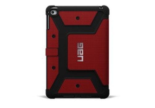 UAG hoes voor iPad Mini 4 folio rood