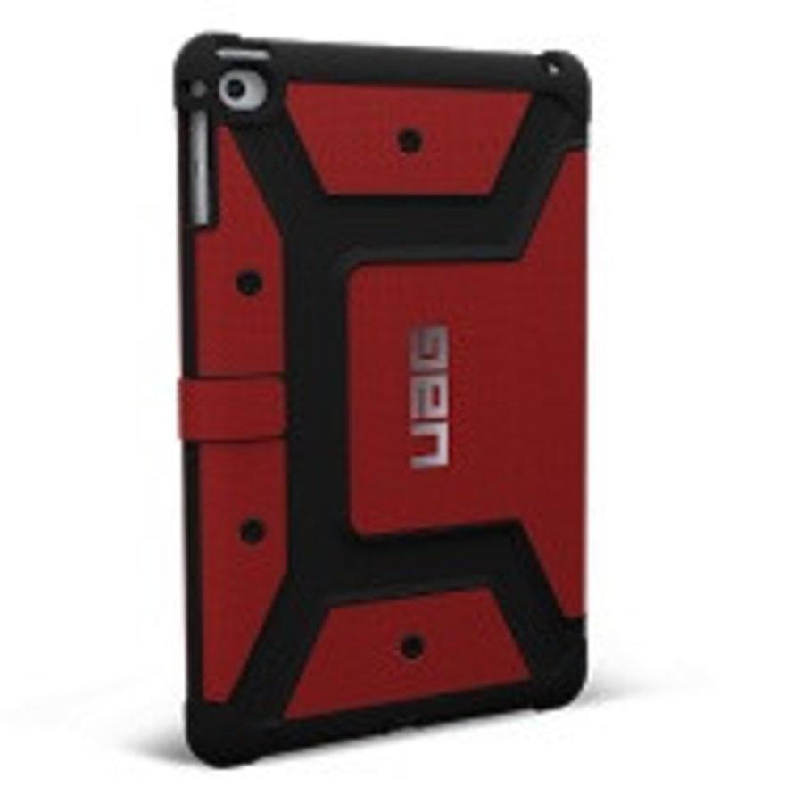 Tablet Case Folio iPad Mini 4,Mini 4 Retina Red-4