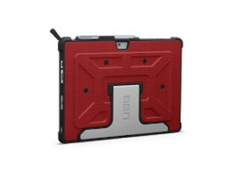 UAG hoes voor Microsoft Surface 3 rood