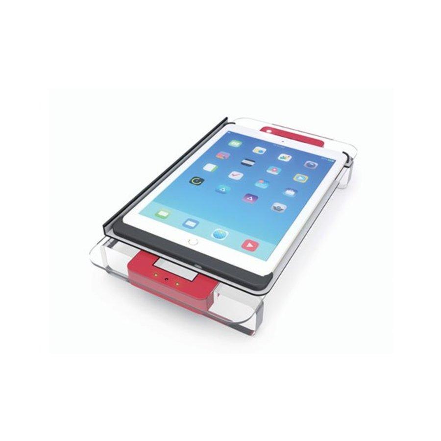 Draadloos iPad en iPhone laad station Apple MFI gecertificeerd-3