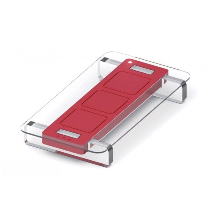 Draadloos iPad en iPhone laad station Apple MFI gecertificeerd-2