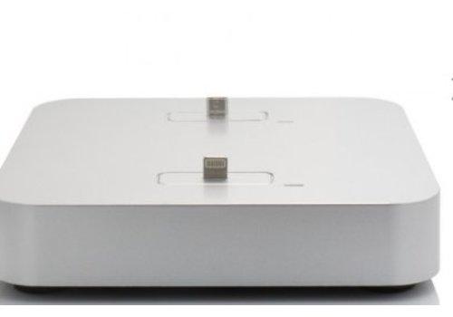 Kiwi Box opladen station desktop 2 Apple apparaten