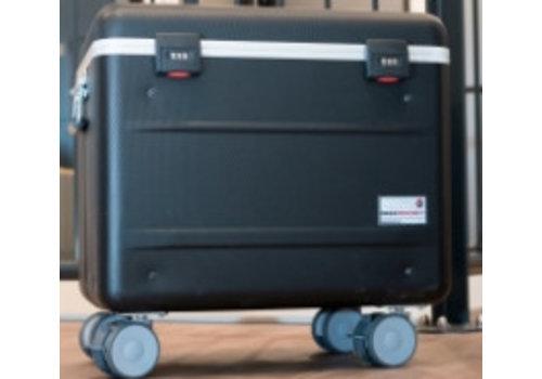Parat N12 trolley koffer voor notebooks in het zwart