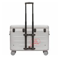 thumb-A16S trolley koffer met 16 vakken zwart-2