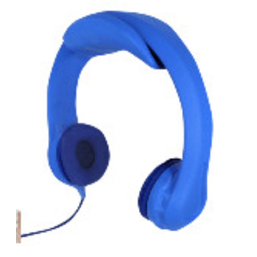 kidscover safe 'n sound hoofdtelefoon blauw-1