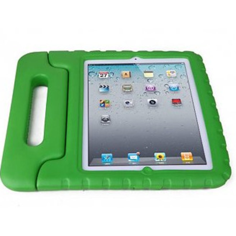 iPad kidscover case in de klas groen-2