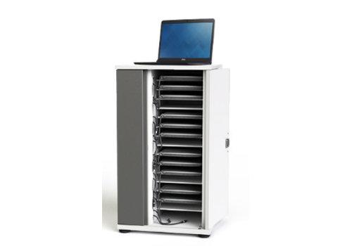 """Zioxi laadkast voor 16 Macbook Chromebook laptop tot 14"""""""