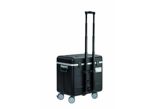 Parat i10 trolley koffer voor tablets met 10 vakken zwart