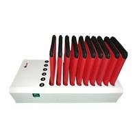 thumb-Docking van 10+6 iPads; iNsync DL10 Desktop laad & sync voor iPad en iPad Mini,-8