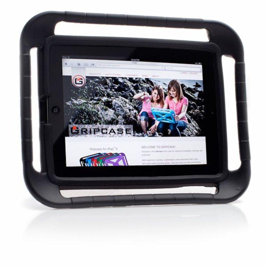 Gripcase voor iPad 2017, Air, Air 2 en iPad pro 9.7-inch in het zwart-1