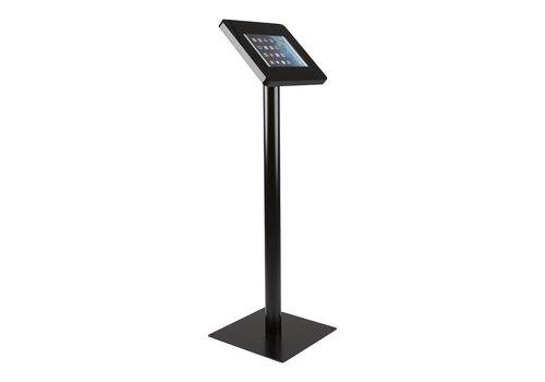 """Vloerstandaard iPad 9.7"""" Meglio 9-11"""" tablets zwart met grijze voet"""